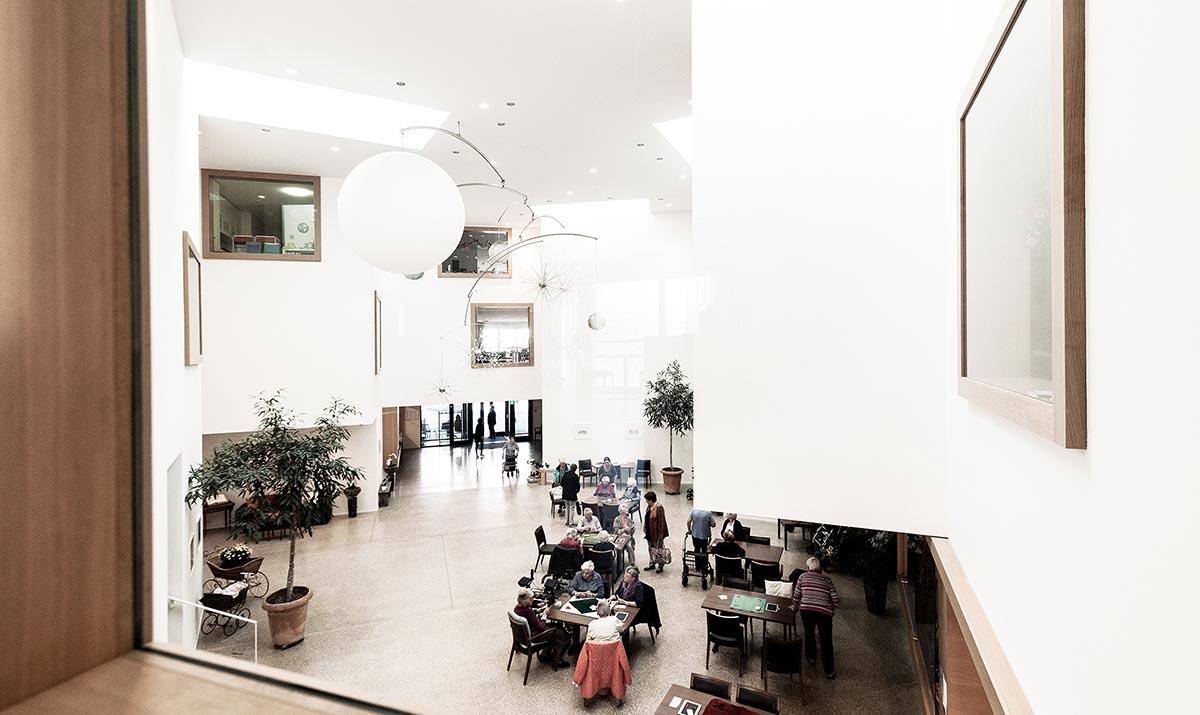 Senesca Alterszentrum Bündner Herrschaft, Maienfeld